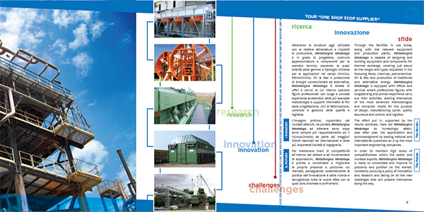 Metallurgica Medolago - Brochure Aziendale